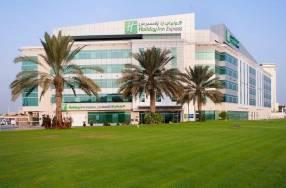 Горящие туры в отель Holiday Inn Express Dubai Airport 2*, Дубаи,