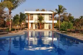 Горящие туры в отель 360 Degree Beach Retreat Boutique Hotel 4*, ГОА северный, Индия
