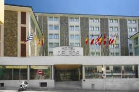 Горящие туры в отель Delfos 4*,