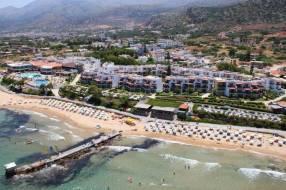 Горящие туры в отель Alexander Beach Hotel & Village 4*, о. Крит,
