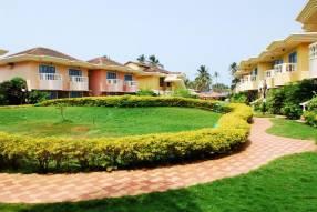 Горящие туры в отель Coconut Grove 3*, ГОА южный,