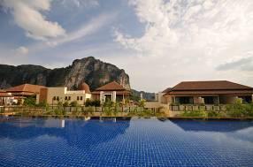 Горящие туры в отель Ao Nang Cliff Beach Resort 4*, Краби, Таиланд