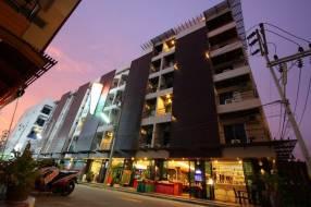Горящие туры в отель Baramee Hip Hotel 2*, Пхукет, Таиланд