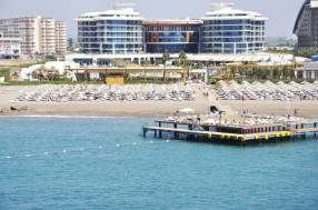 Горящие туры в отель Baia Lara Hotel 5*, Анталия,