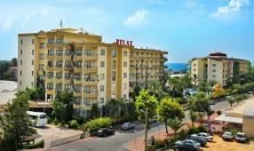 Горящие туры в отель Caretta Relax Hotel (ex.Xeno Relax Hotel) 4*, Аланья,