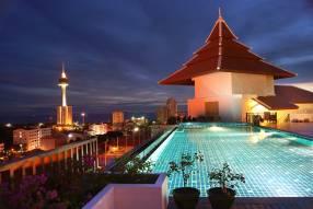 Горящие туры в отель Aiyara Grand Hotel 4*, Паттайя,