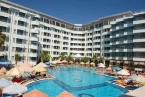 Горящие туры в отель Grand Santana Hotel 4*, Аланья,