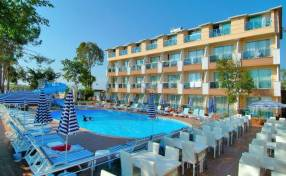 Горящие туры в отель Aperion Beach Hotel 3*, Сиде,