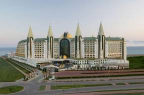 Горящие туры в отель Delphin Imperial Lara 5*, Анталия,