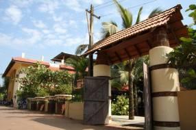Горящие туры в отель Casa Baga 4*, ГОА северный,