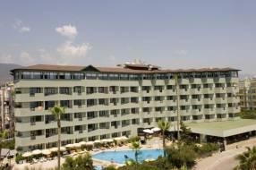 Горящие туры в отель Elysee Hotel 4*, Аланья,