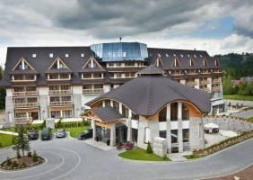 Горящие туры в отель Grand Nosalowy Dwor 4*, Закопане, Польша