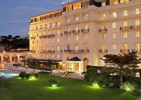 Горящие туры в отель Palacio Do Estoril 5*, Лиссабонская Ревьера, Португалия