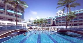 Горящие туры в отель Турция, Белек ,Premium 5 * от 389$ Sensitive Premium Resort & Spa 5*