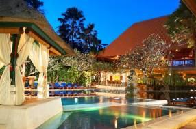 Горящие туры в отель Puri Santrian 4*, Санур, Индонезия