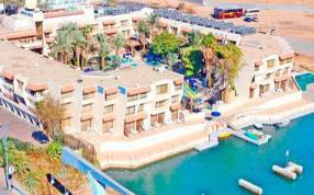 Горящие туры в отель Astral Marina (ex. Rimonim Marina Club Eilat) 4*, Эйлат, Израиль
