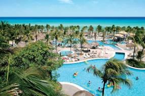 Горящие туры в отель Riu Yucatan 5*, Ривьера-Майа, Мексика