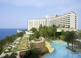 Горящие туры в отель Royal Cliff Beach+Indra Regent 5, Паттайя+Бангкок, Таиланд 5*,