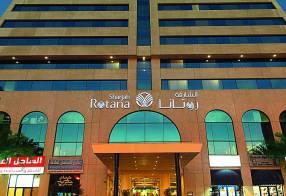 Горящие туры в отель Sharjah Rotana Hotel 4*, Шарджа, ОАЭ