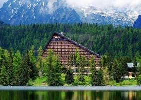 Горящие туры в отель Patria 4*, Штребске Плесо, Словакия
