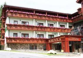 Горящие туры в отель Wellness Hotel Borovica 4*, Штребске Плесо,