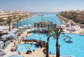 Горящие туры в отель Sunny Days El Palacio 4*, Хургада, Египет