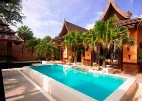 Горящие туры в отель Ammatarapura Pool Villa 5*, Самуи, Таиланд