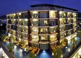 Горящие туры в отель Andakira Hotel 4*, Пхукет,