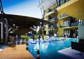 Горящие туры в отель Bhundhari Chaweng Beach Resort 4*, Самуи, Таиланд