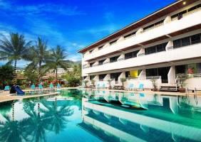 Горящие туры в отель Karon Whale 3*, Пхукет, Таиланд