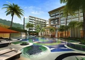 Горящие туры в отель Beach Heights Resort 4*, Пхукет,