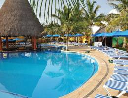 Горящие туры в отель The Reef Playacar 4*, Ривьера-Майа, Мексика