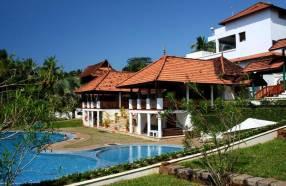 Горящие туры в отель The Travancore Heritage 5*, Керала, Индия