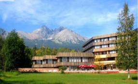 Горящие туры в отель Titris 3*, Татранска Ломница, Словакия