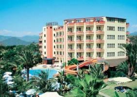Горящие туры в отель Club Hotel Caretta Beach 4*, Аланья,