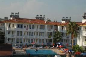 Горящие туры в отель Anthos Garden 3*, Сиде,