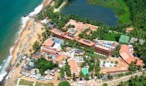 Горящие туры в отель Uday Samudra Leisure Beach Hotel 3*, Керала, Индия