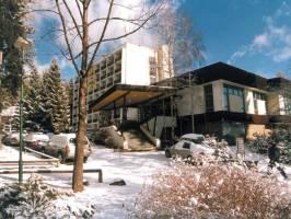 Горящие туры в отель Uran 3*, Татранска Ломница,