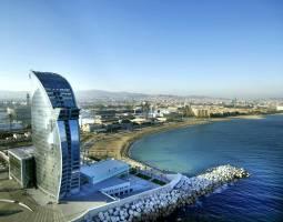 Горящие туры в отель W Barcelona 5*, Барселона, Испания