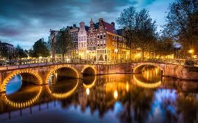 Отель Амстердам на майские праздник 597eur  с авиа ,01.05 *, ,  - фото 1