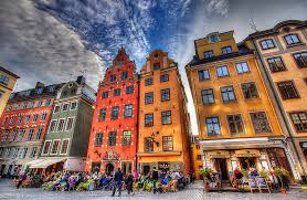Отель Круиз на 8 марта Стокгольм+Прибалтика от 99 eur *, ,  - фото 1