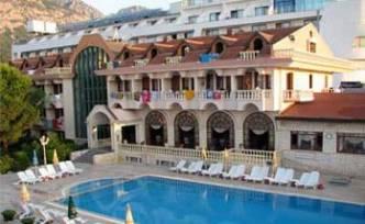 Отель Larissa Mare Beach 4*, Кемер, Турция - фото 1