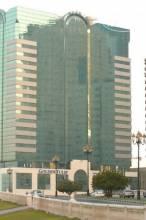 Отель Golden Tulip Sharjah 4*, Шарджа,  - фото 1