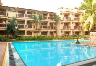 Отель Индия, ГОА северный, Abalone Resort UNK *, ,  - фото 1