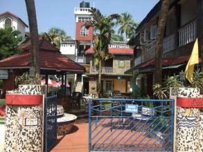 Отель Per Avel Beach Holiday Home 2*, ГОА северный, Индия - фото 1