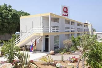 Отель Израиль, Нетания, Q Hotel 3* *, ,  - фото 1