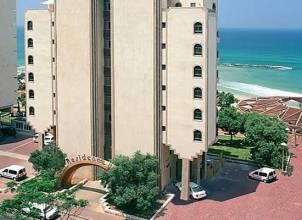 Отель Израиль, Нетания, Galil Hotel Netanya 5859227 *, ,  - фото 1