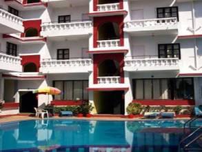 Отель Palm Resort 2*, ГОА северный, Индия - фото 1