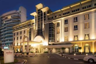 Отель Movenpick Hotel Bur Dubai 5*, Дубаи - фото 1