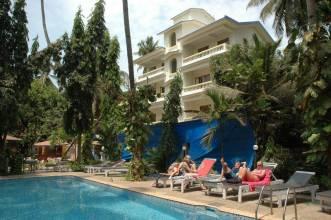 Отель Colonia De Braganza Resort 2*, ГОА северный, Индия - фото 1
